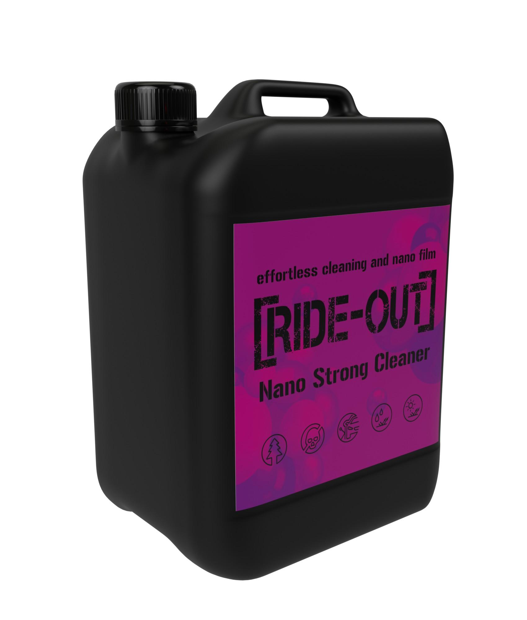 Čistič Nano Strong Cleaner 5 L Akce 1+1 ZDARMA